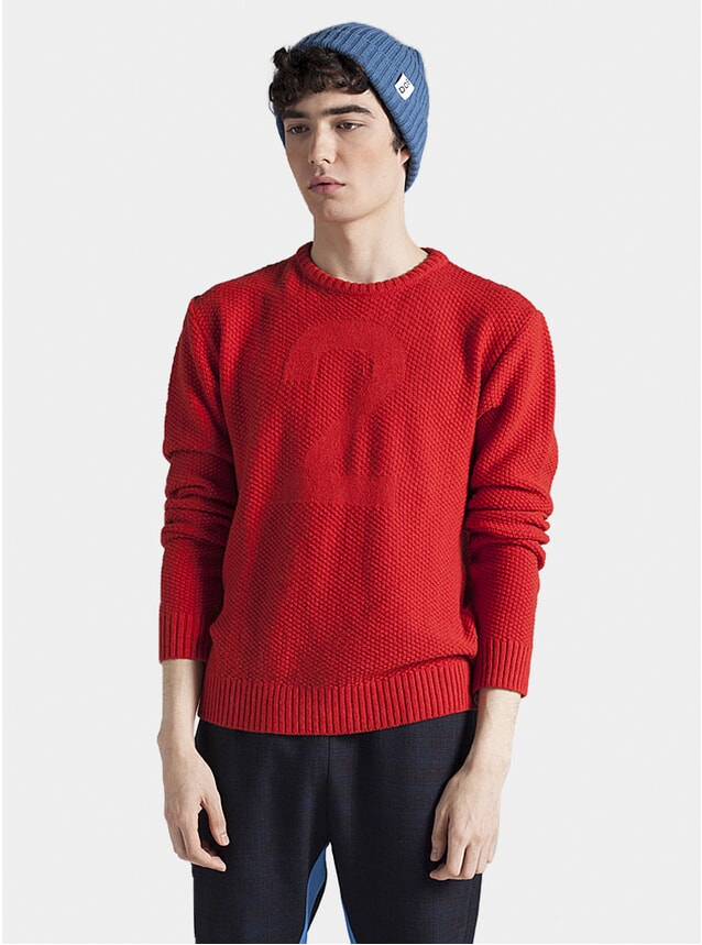 Red 2 Sweater