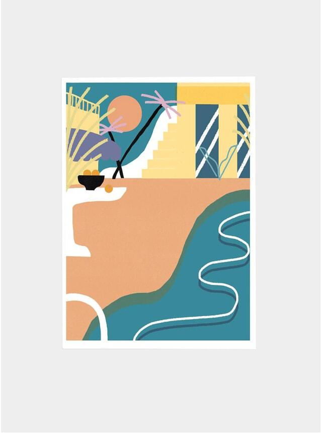 Hot Pool Print
