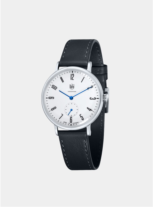 Gropius White / Black Watch