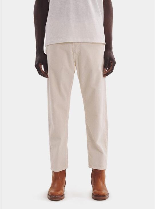 Ecru Tearaway Jeans