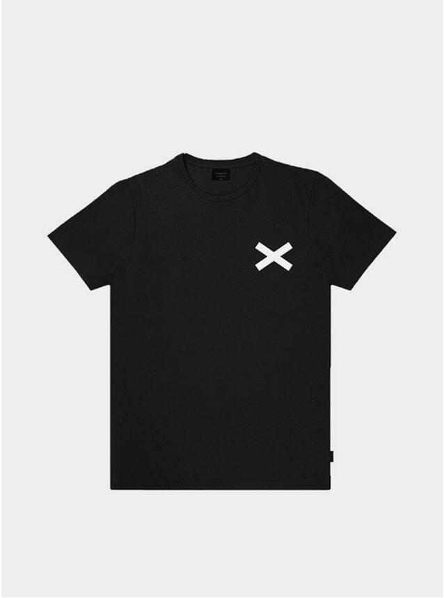 Black Cross T Shirt