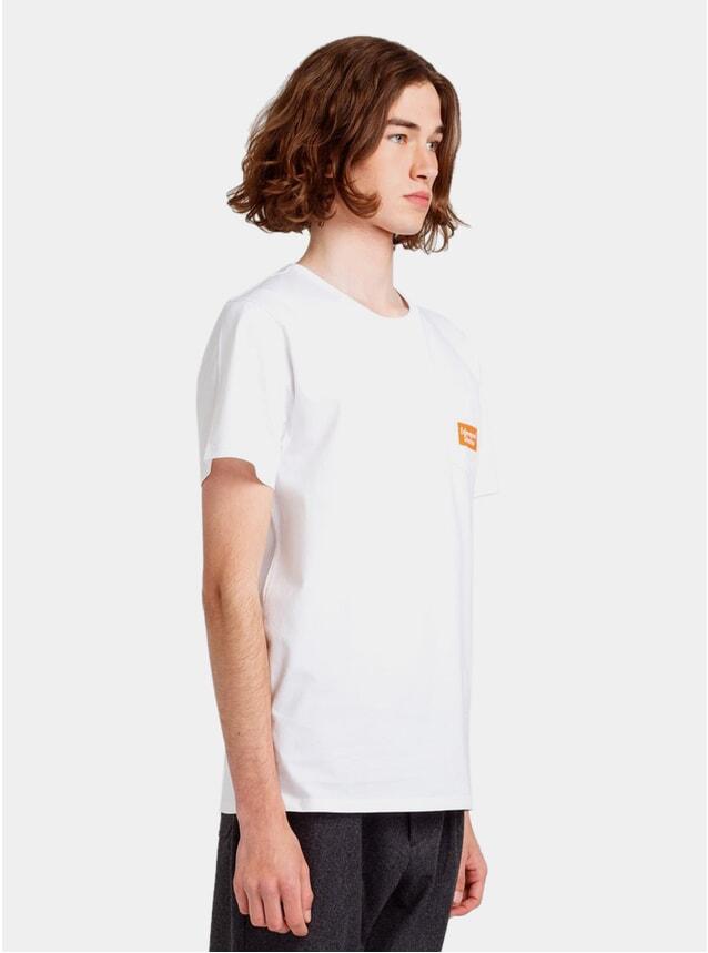 White Blooming T Shirt