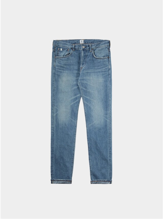Light Used Classic Regular Tapered Jeans