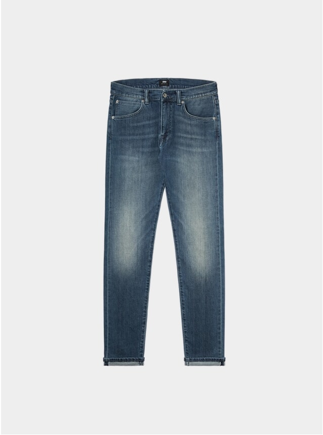 Mission Wash Ed-85 Slim Tapered Drop Crotch Jeans