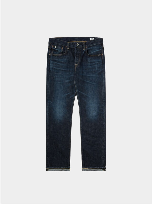 Nihon Menpu Classic Regular Tapered Jeans
