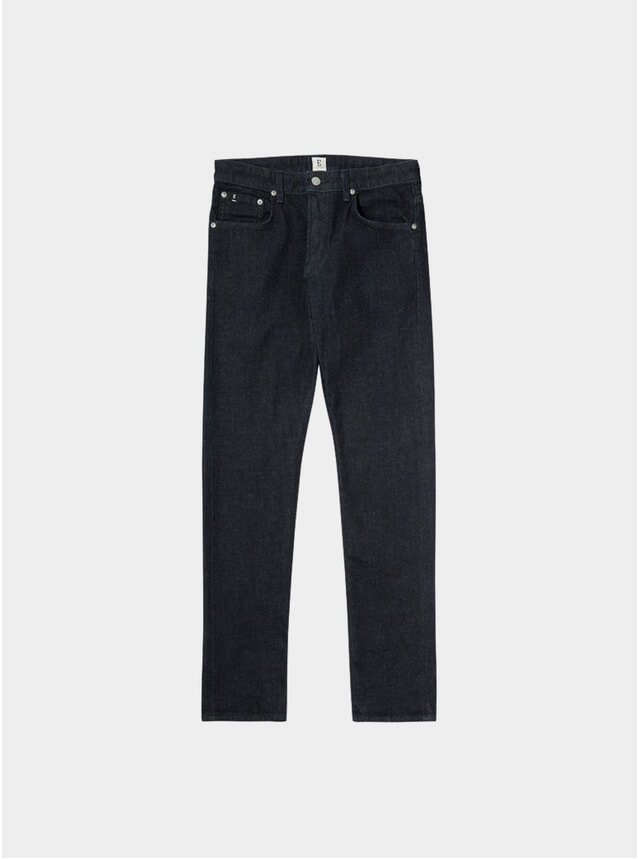 Rinsed Kaihara Cotton Modern Regular Tapered Jeans