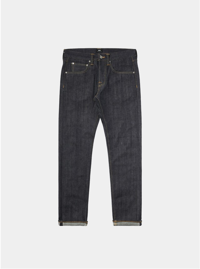 Unwashed ED-55 Regular Tapered Jeans