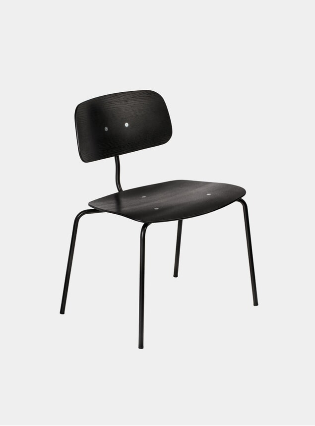 Black Lazure Kevi 2064 Plus Dining Chair