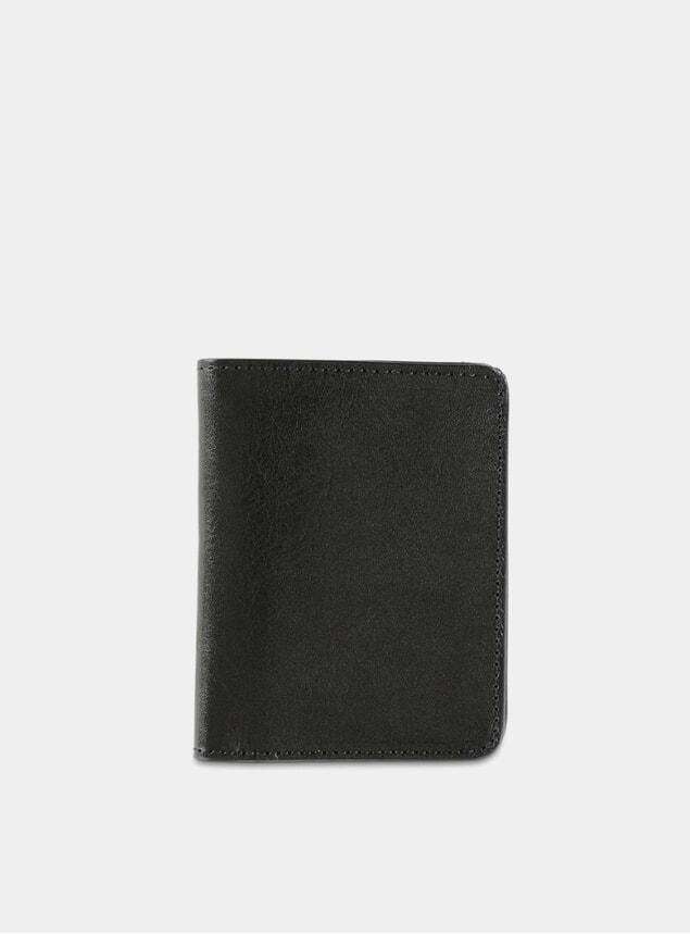 Black Slim Wallet