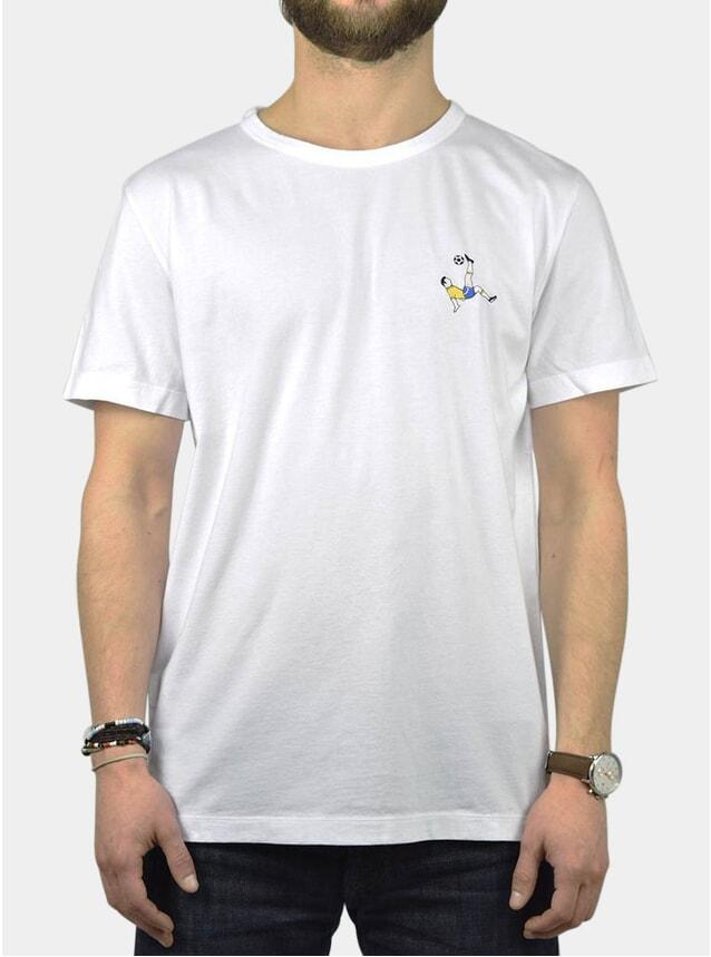 Brazil Embroidery T-Shirt