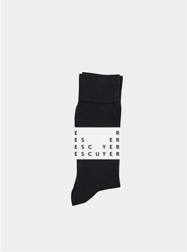 Anthracite Casual Socks