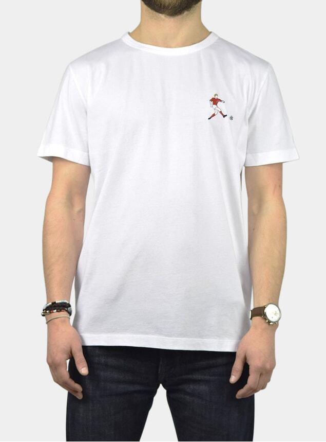 England Embroidery  T-Shirt