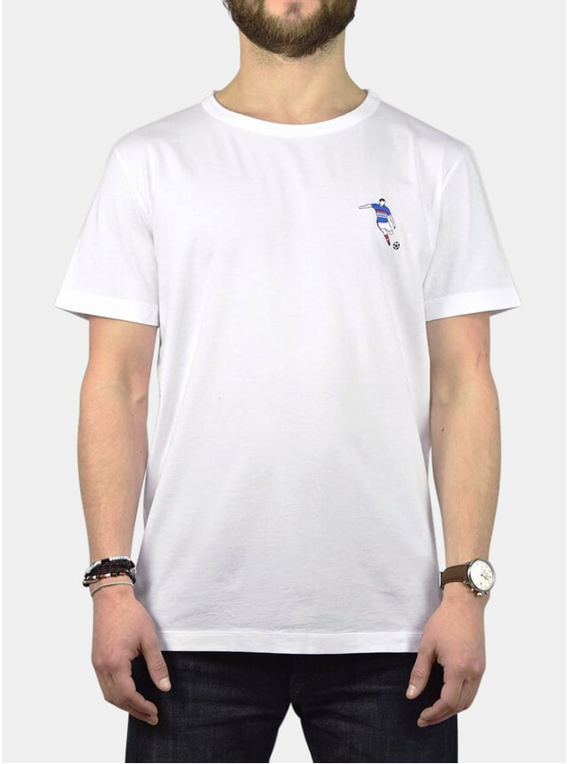 France Embroidery T-Shirt