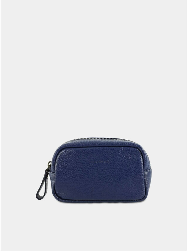 Navy Small Travel Case