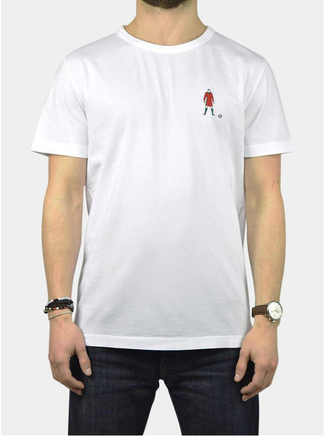 Portugal Embroidery T-Shirt