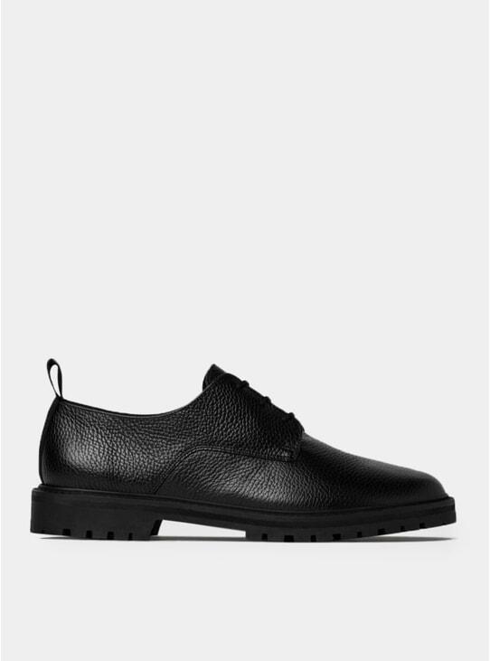 Black DS 01 Shoes