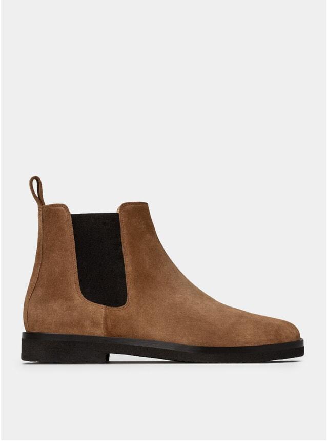 Cognac CB 01 Chelsea Boots