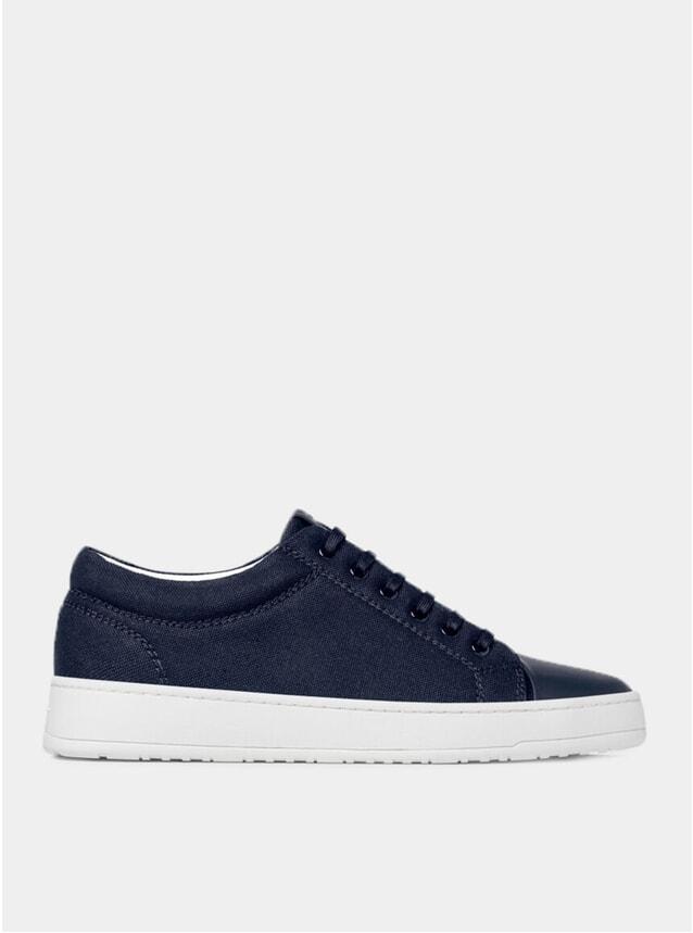 Navy Kurashiki LT 01 Sneakers