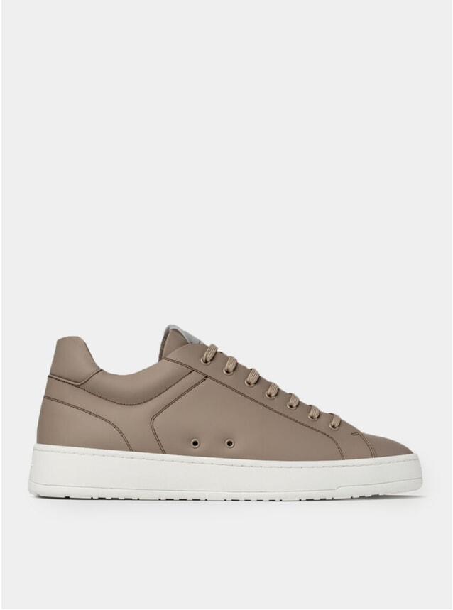 Sand LT 04 Rubberized Sneakers