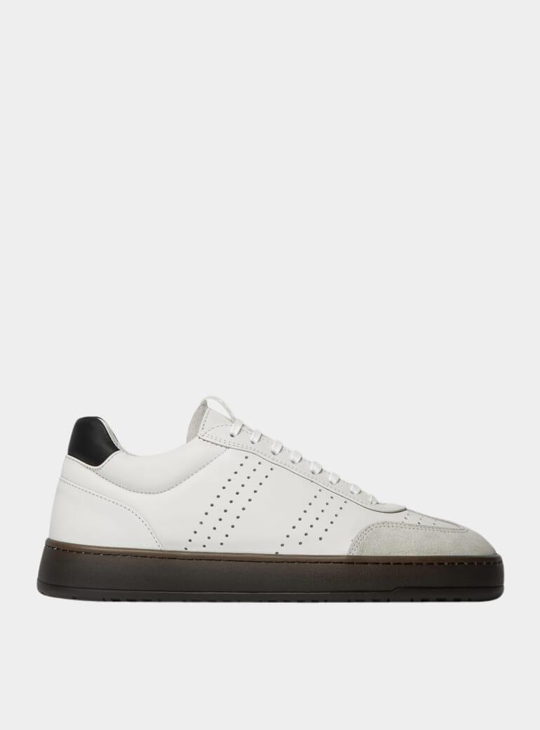 ETQ Amsterdam White LT05 Retro Sneakers