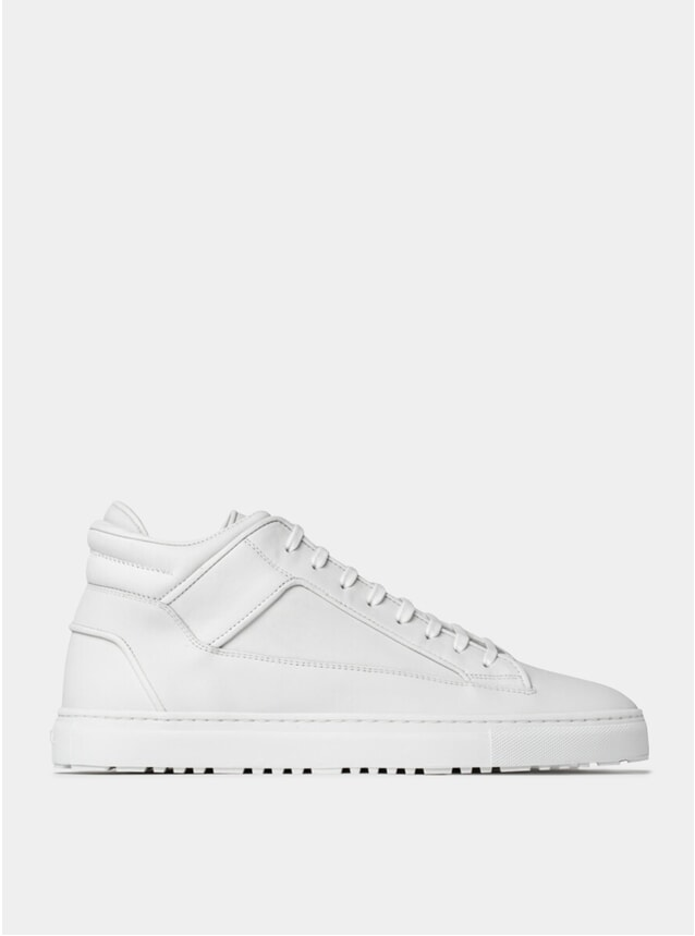 White MT 02 Sneakers