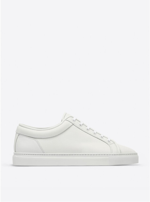 White LT 01 Sneakers