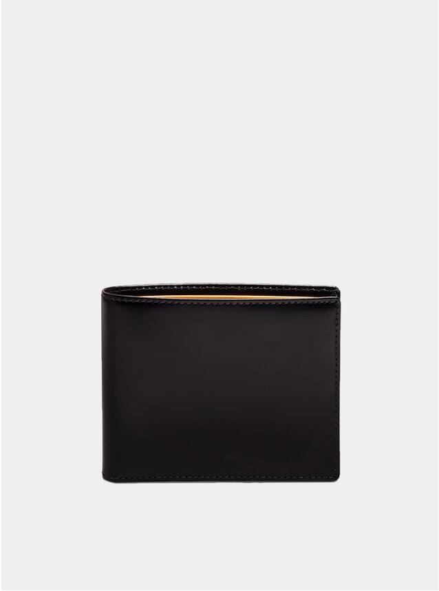 Black / London Tan 3 C/C & Purse Billfold Wallet