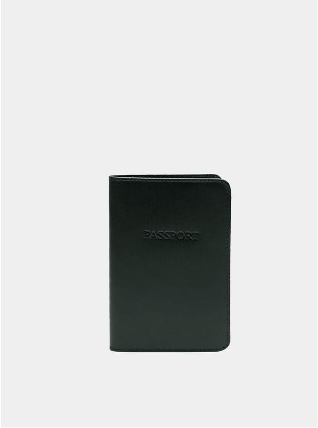 Green Passport Case