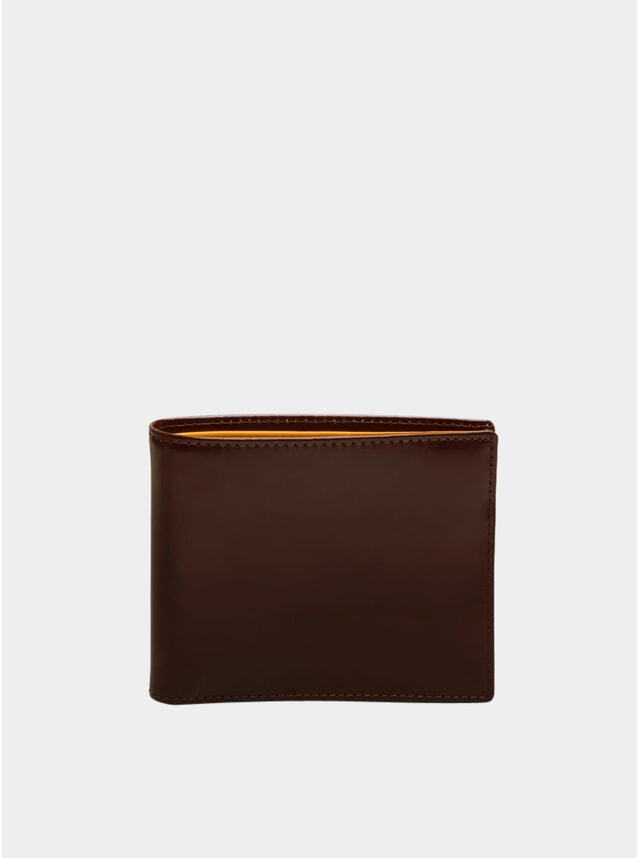 Nut / London Tan 3 C/C & Purse Billfold Wallet