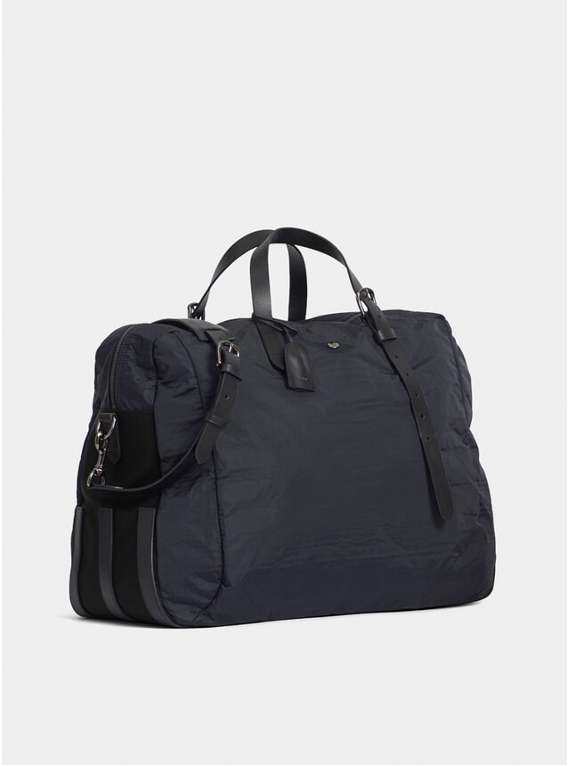 Moonlight Blue / Black M/S Everything Bag