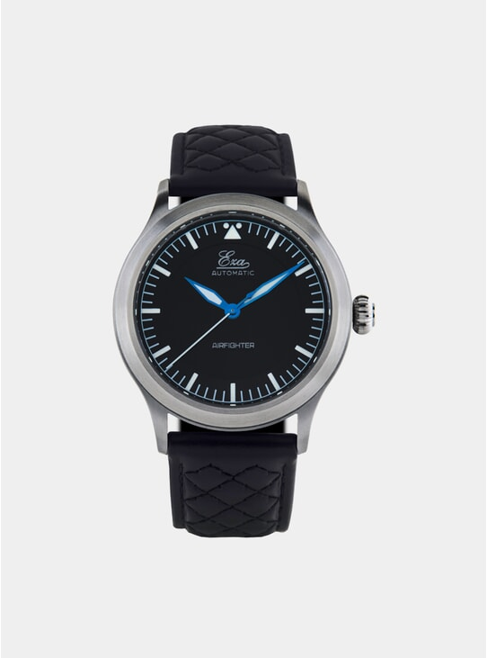 Black / Quilted Airfighter Watch