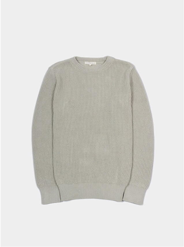 Agate Grey Joe Crew Neck