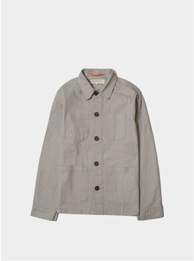 Agate Grey Station Jacket