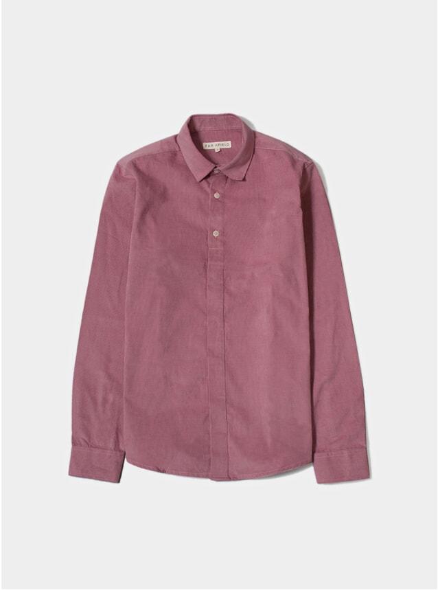 Pink Seval L/S Corduroy Shirt