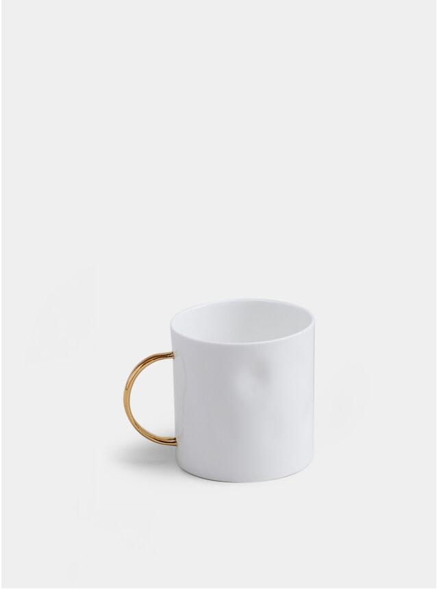 12 Oz Gold Tea Mug