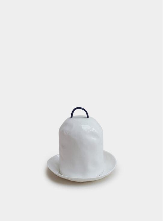 Cobalt Egg Cup