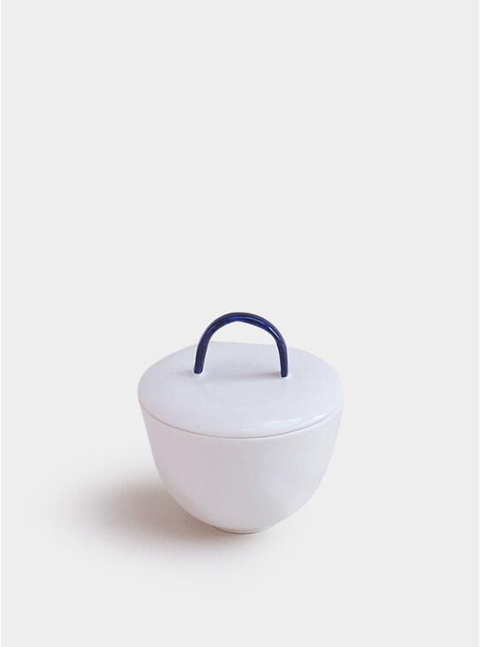Cobalt Sugar Bowl