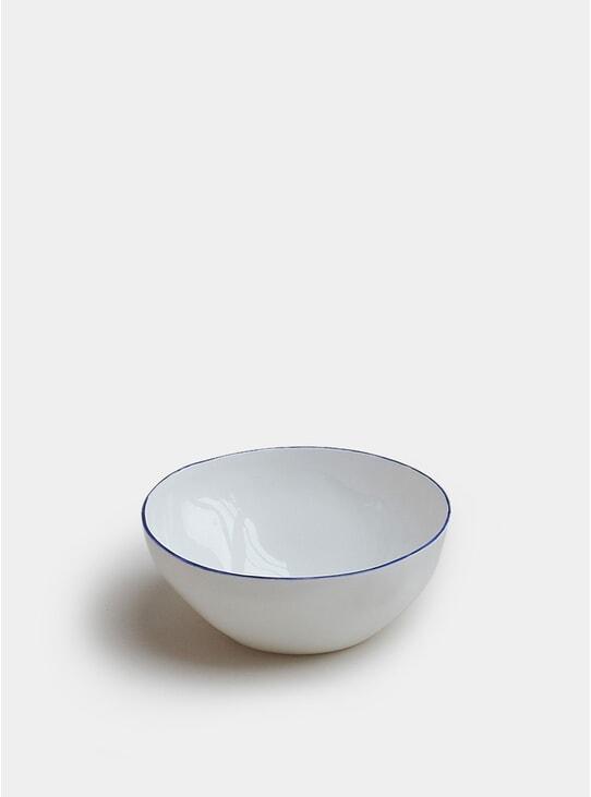 Cobalt Ice Cream Bowl