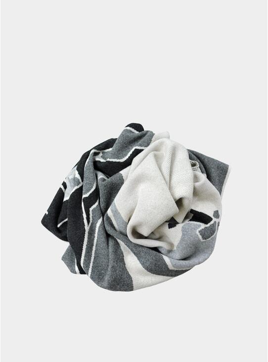 Charcoal Moor Blanket