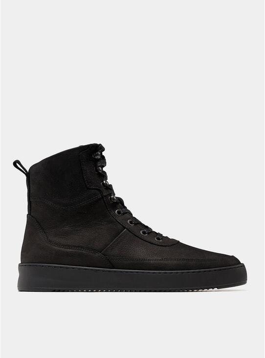 All Black Andes Evora Classic Boots