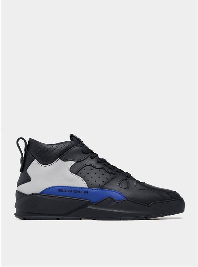 Black Lay Up Icey Flow Sneakers