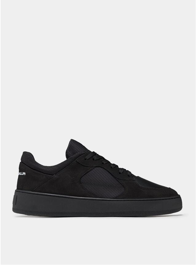 Black Low Cage GF Sneakers