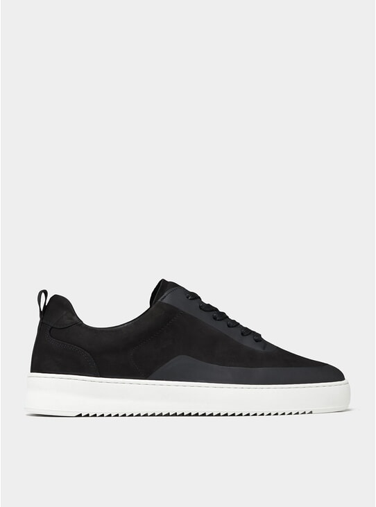 Black Mondo 2.0 Ripple Steam Sneakers