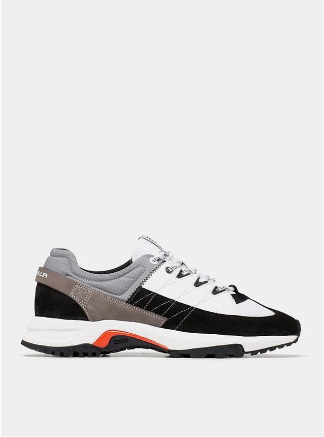 Black Pyro Tweek Sneakers