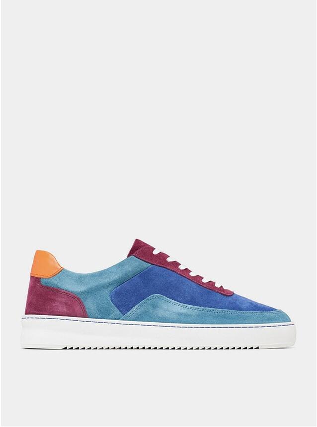 Blue Mondo 2.0 Ripple Aspesi Sneakers