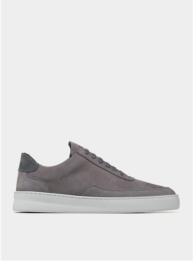 Dark Grey Low Mondo Nardo Sneakers