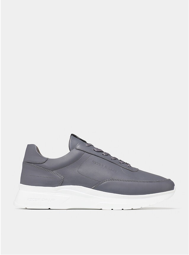 Dark Grey Moda Jet Runners