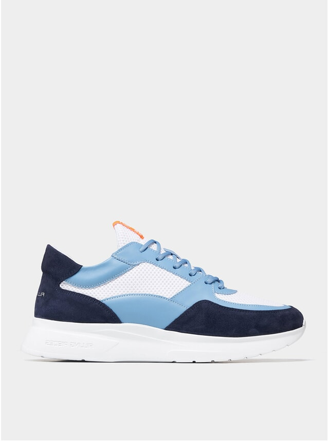 Light Blue / Blue Jet Elara Sneakers