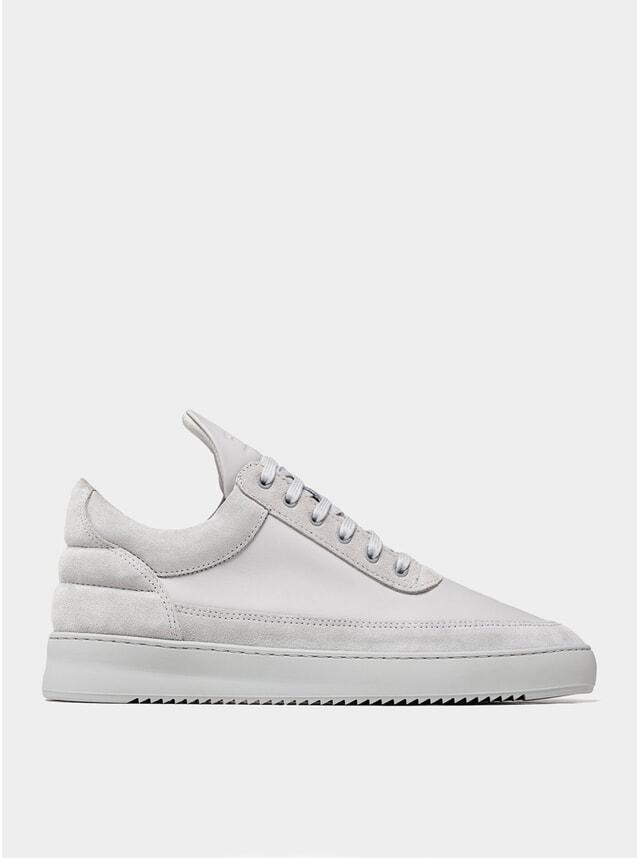 Light Grey Ejura Low Top Sneakers