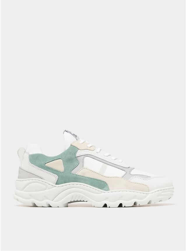 Mint Low Curve Iceman Trimix Sneakers